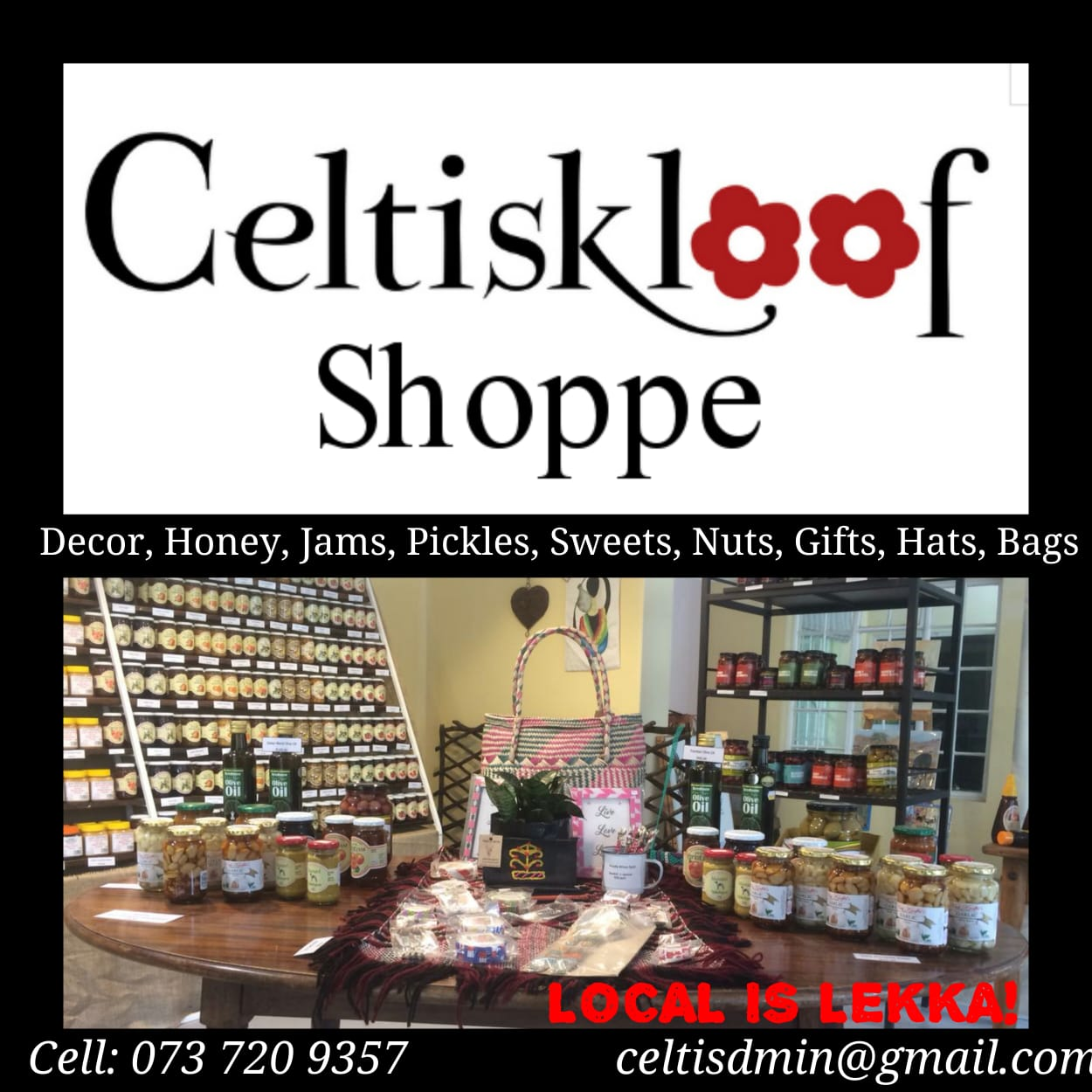 Celtiskloof Shoppe