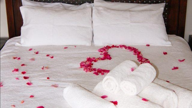 Ashton Wold Estate Valentine's weekend