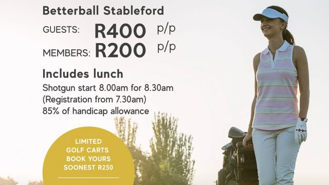 Ladies Open Day & Gowrie Farm Golf Course