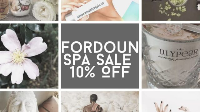 FORDOUN SPA SALE!