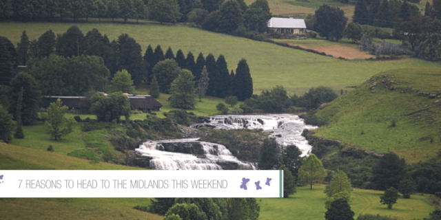 7 Reasons to Head to the Midlands This Weekend
